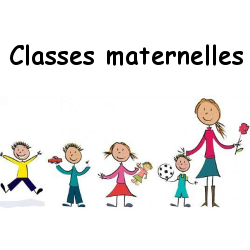 Classes maternelles